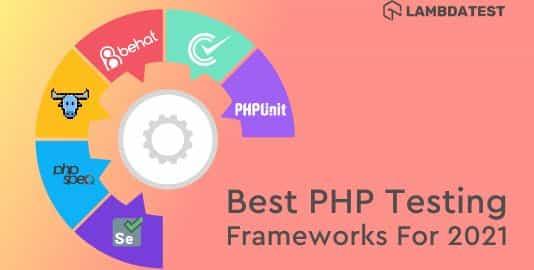 PHP Testing Frameworks