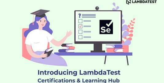 learning-hub-lambdatest-certification