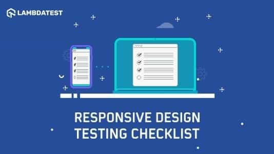 responsive design test