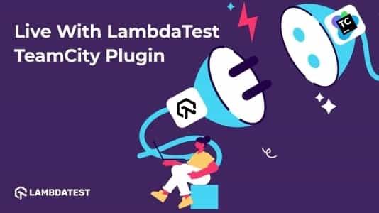 LT Teamcity plugin