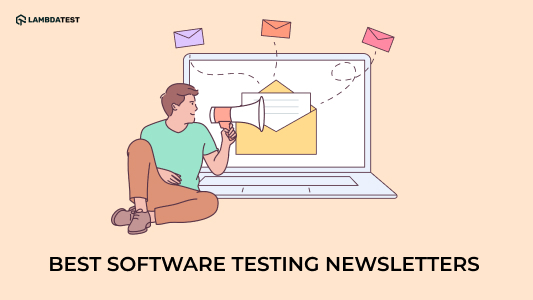 best software testing newsletters