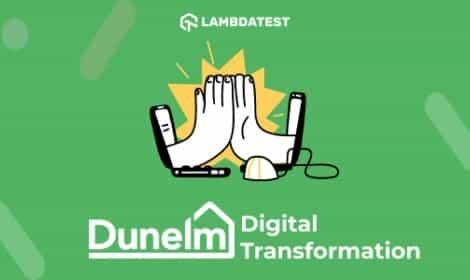 Dunelm's 360° Digital Transformation
