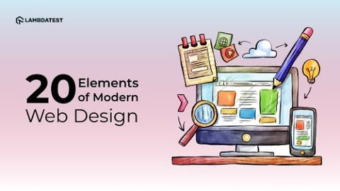 Elements of Modern Web Design