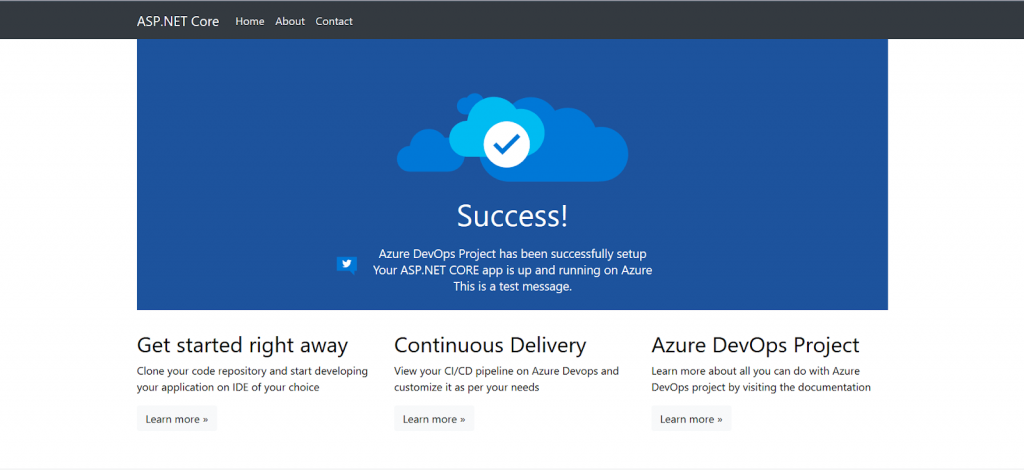 Setting Up Azure DevOps Project