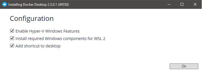 Docker for Windows
