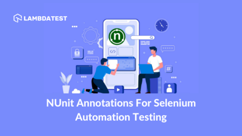 Unit-Annotations-For-Selenium