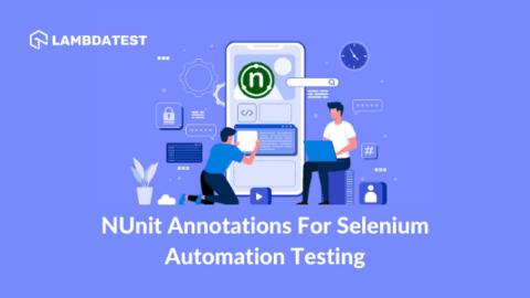 Unit-Annotations-For-Selenium