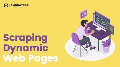 Scraping Dynamic Web Pages