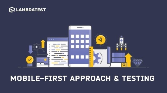 Webinar Mobile First Approach And Testing