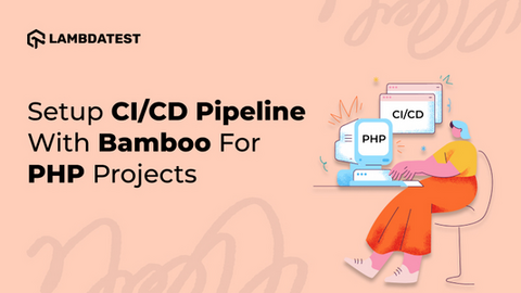 CICD Pipeline With Bamboo For PHP