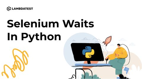 Selenium wait for page to load