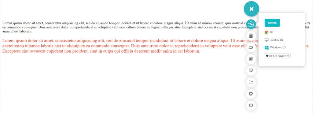 CSS attribute selector