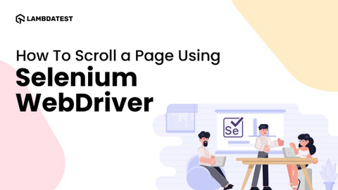 scroll-a-webpage-in-selenium-using-java