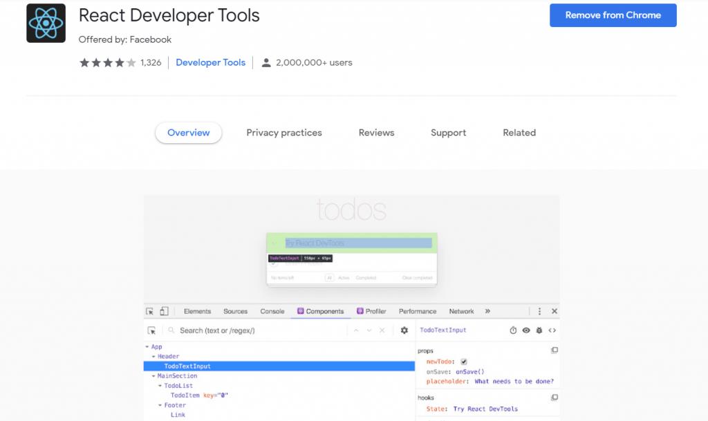 Developer Tools Extension