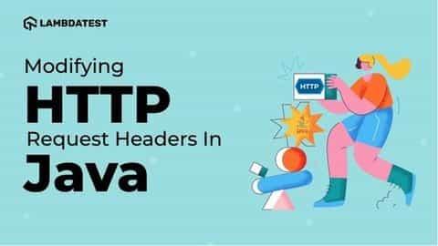 HTTP request header