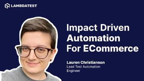 Impact-Driven Automation