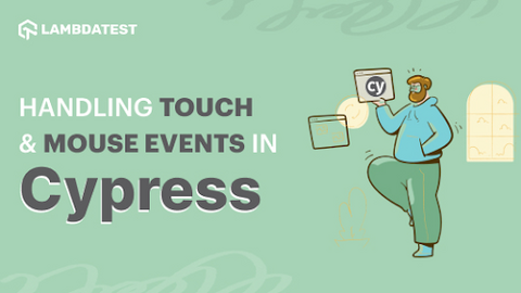 Cypress Events