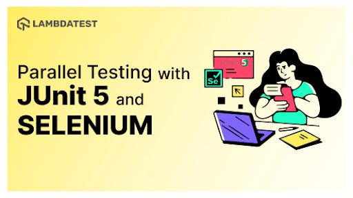 JUnit 5 parallel test execution