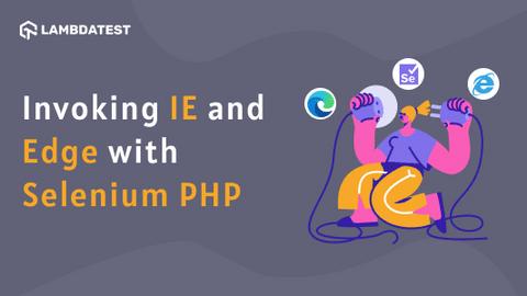 Selenium WebDriver PHP tutorial