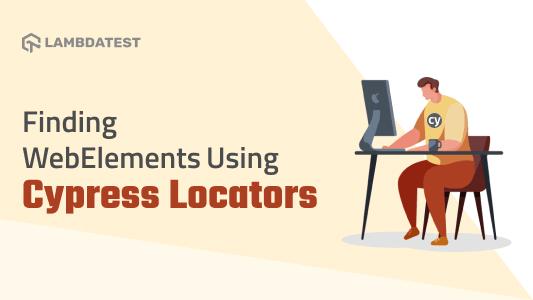 Cypress Locators