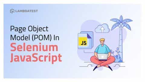 page object pattern javascript