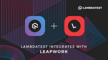 LambdaTest Partners With Leapwork