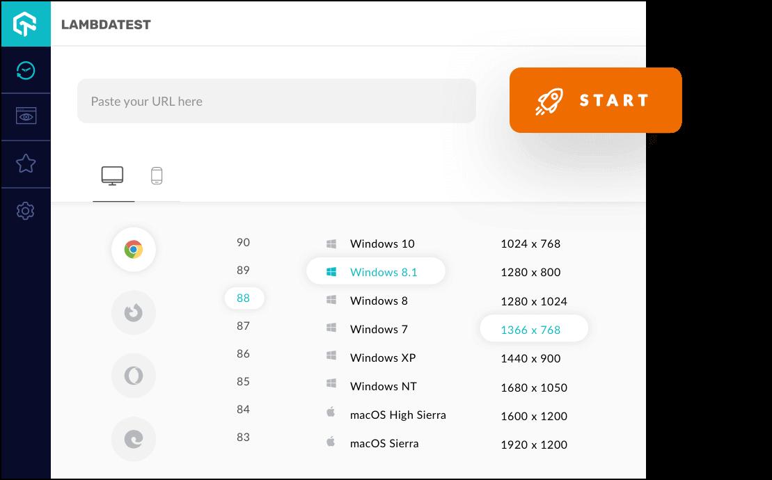 LambdaTest Chrome Extension