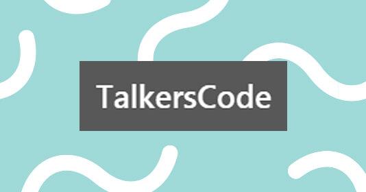 talkerscode
