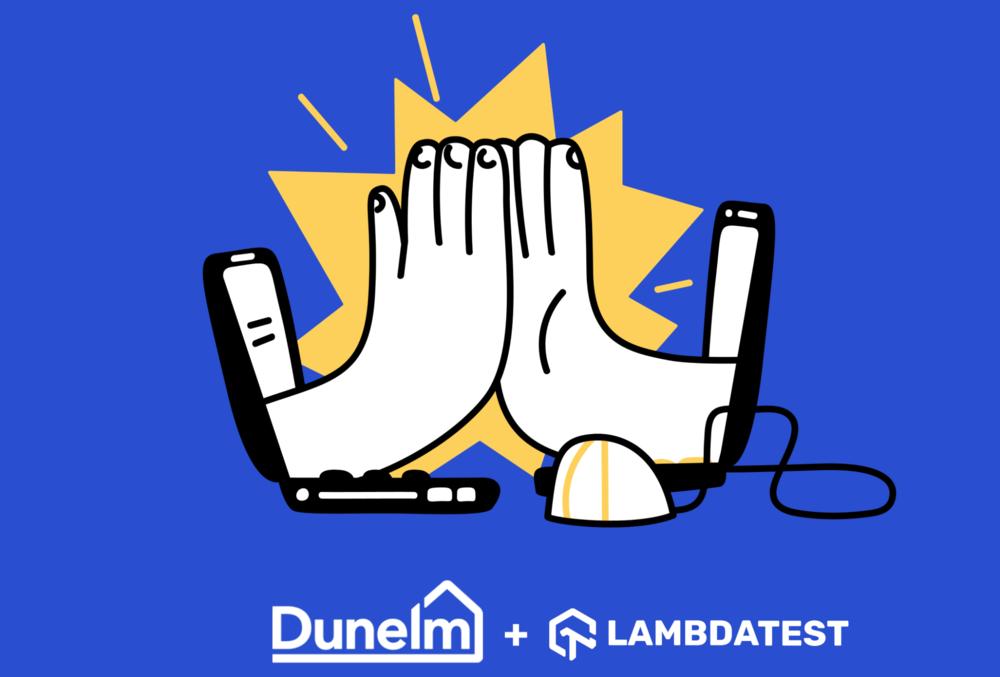 Webinar- Webinar: How Dunelm, a $1B Retail Giant, Does Digital Transformation and Testing