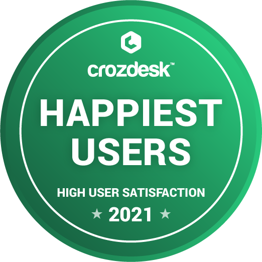 happiest-users-badge