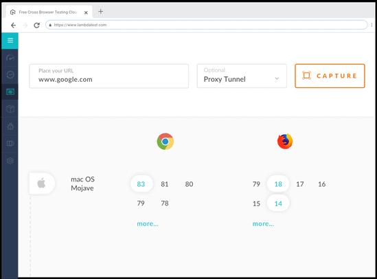 Screenshot Testing On MacOS Mojave